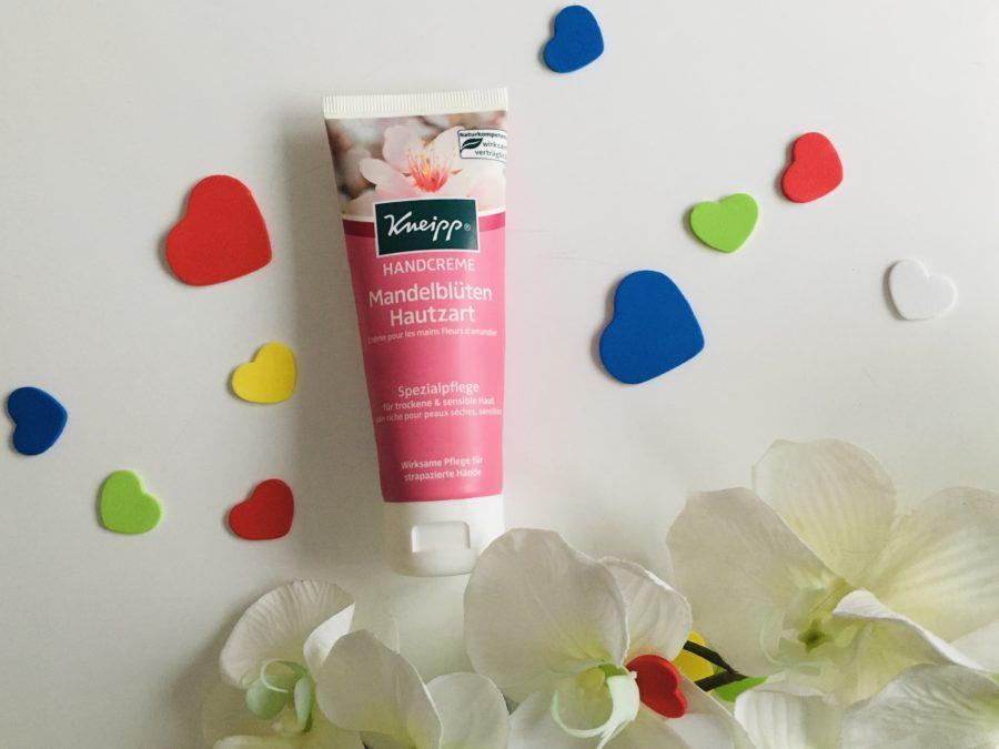 Kneipp Handcreme Mandelblüten Hautzart