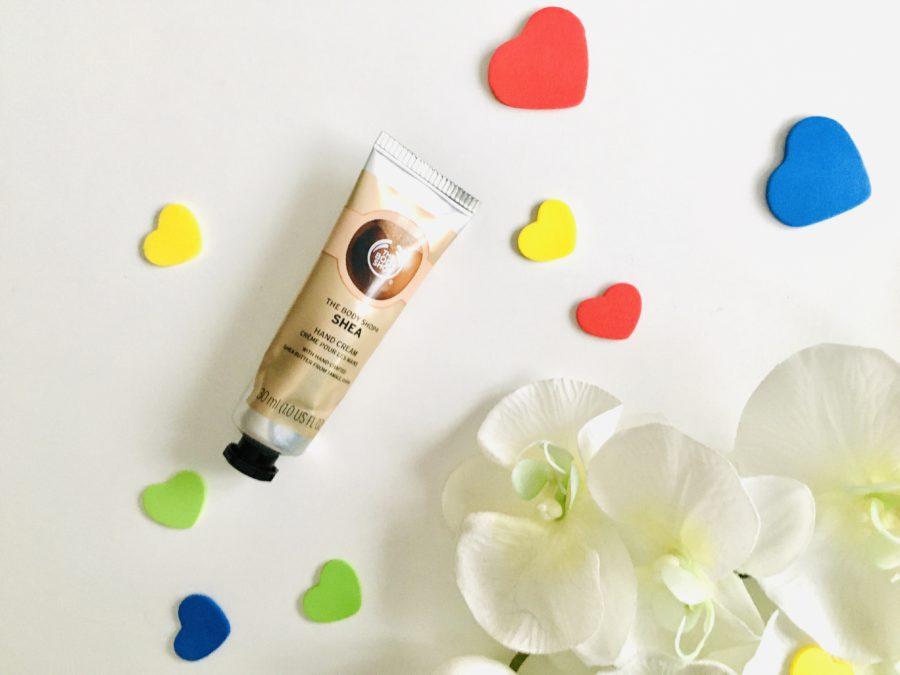 The Body Shop Shea Hand Cream